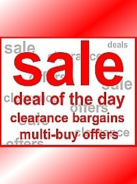 Deal of the Day & Clearance
