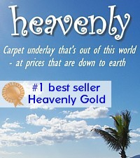 Heavenly Carpet Underlay