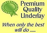 Premium Quality Underlay