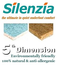 Silenzia Ultra Quiet Underlay