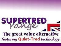 SuperTred Carpet Underlay