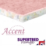 ACCENT 8mm Carpet Underlay - SuperTred Range