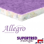 ALLEGRO 12mm Carpet Underlay - SuperTred Range