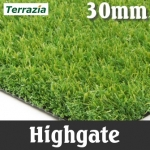Artificial Grass - Terrazia Highgate