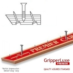 CARPET GRIPPER for Wood & Concrete floors