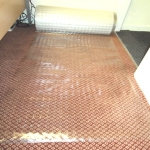 CARPET PROTECTOR Clear Vinyl