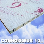 CLOUD 9 CONNOISSEUR 10mm Carpet Underlay