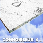 CLOUD 9 CONNOISSEUR 8mm Carpet Underlay