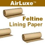 x FELTINE Lining Paper for use beneath underlay