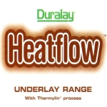 HEATFLOW Carpet Underlay for Underfloor Heating