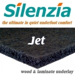 SILENZIA JET wood and laminate underlay