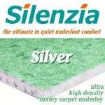 SILENZIA SILVER 9mm Ultra High Density Underlay