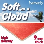 SOFT AS A CLOUD 9mm High Density Carpet Underlay