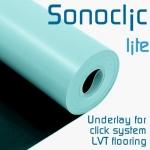 SONOCLIC LITE Underlay for Luxury Vinyl Tiles