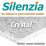 SILENZIA CRYSTAL 8mm Luxury Carpet Underlay